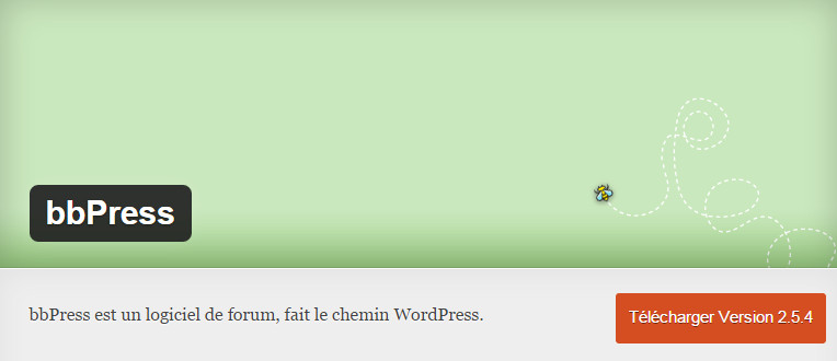 WordPress-bbPress-christianpc.fr