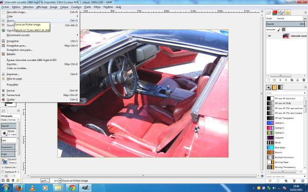 Comment redimensionner une image avec Gimp