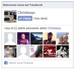Installer une fan box facebook sur un site internet