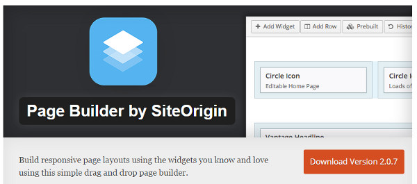 plugin-page-Builder-by-SiteOrigin-wordPress