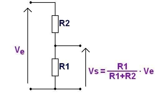 Calculateur de pont diviseur en ligne